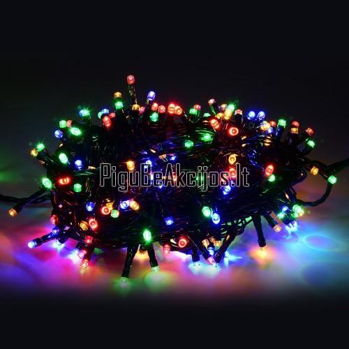100 Led lempucių kalėdinė girlianda 8m