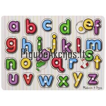 Mokomasis žaidimas raidelės