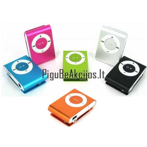 Mini MP3 grotuvas