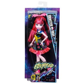 Mattel Monster High Electrified Hair-Raising Ghouls Draculaura DVH67